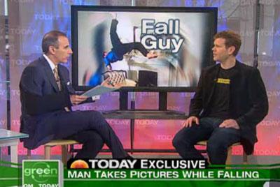 NBC Today Show - Interview by Matt Lauer
